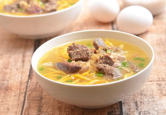 Філіппінський суп Батчой