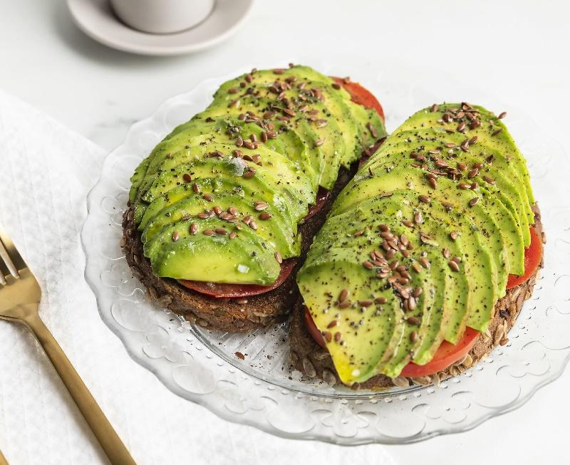 Авокадо-тост інстаграмний рецепт