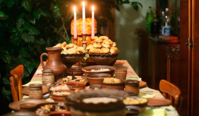 12 Страв на Святий Вечір (рецепти)
