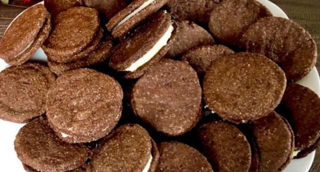 Домашнє печиво Oreo