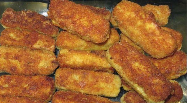 Домашні рибні палички