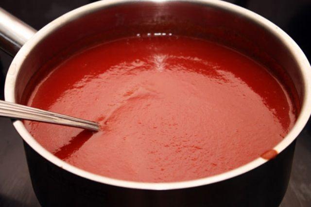 Домашній кетчуп – перевірений рецепт