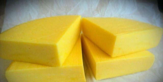 Домашній плавлений сир, рецепт