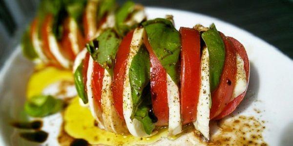 Фаршировані помідори по- італійськи