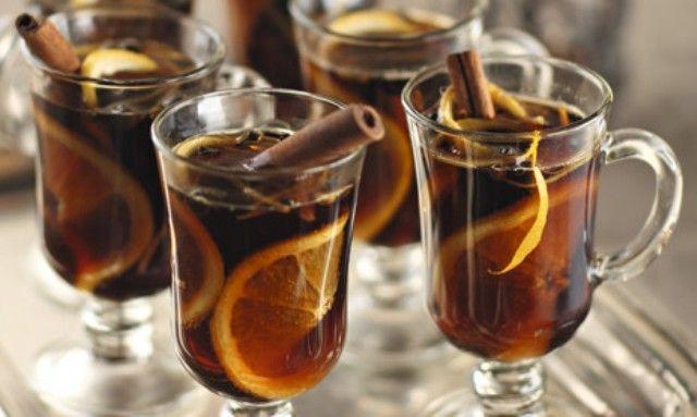 Глінтвейн на темному пиві