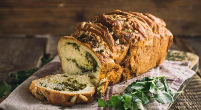 Хліб з травами