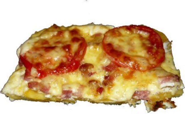Картопляна піца