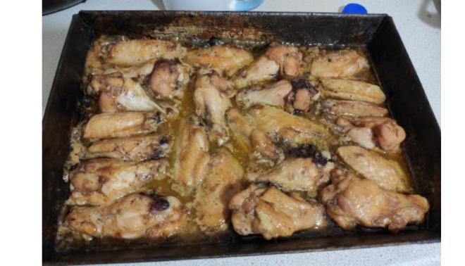 Курячі крила в духовці - пальчики оближеш + ФОТО
