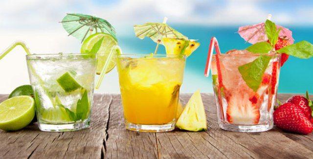 Літні напої, або літня прохолода