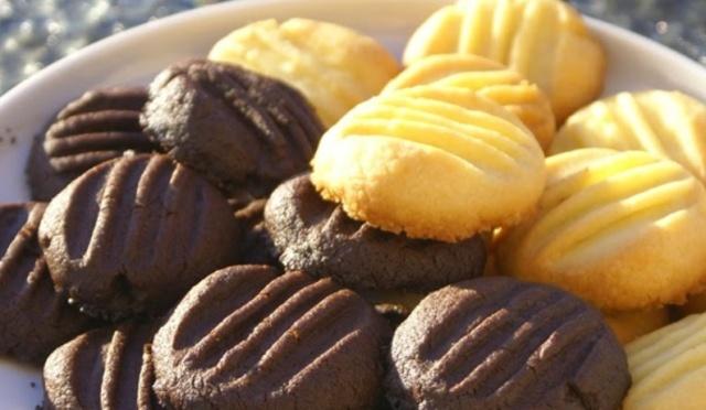 Найпростіше масляне  печиво