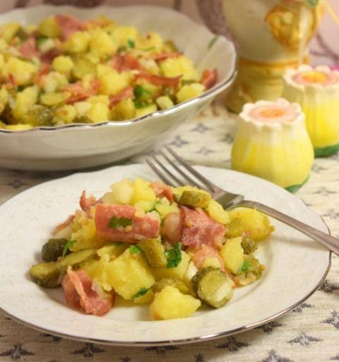 Німецький салат
