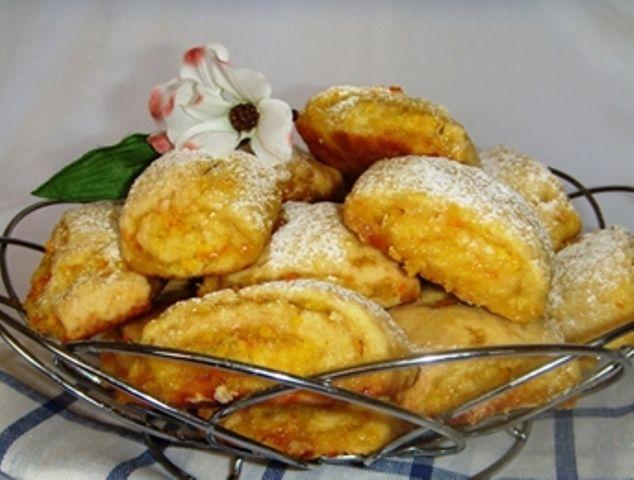 Печиво «Апельсинова ніжність»
