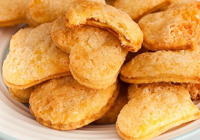 Печиво сметанкове