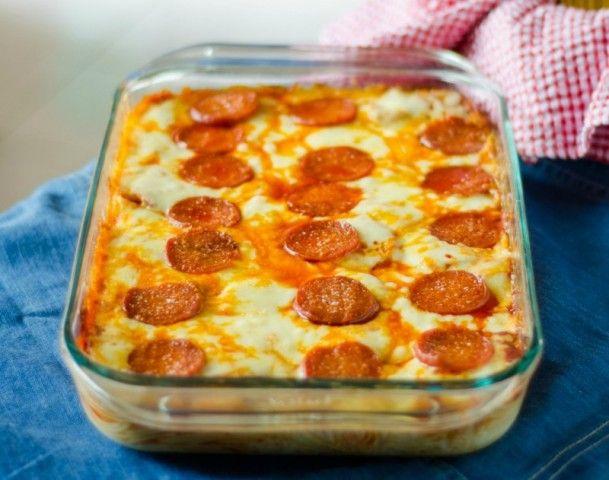 Піца-спагеті