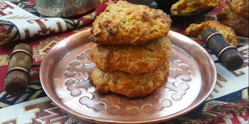 Пісне гарбузове печиво