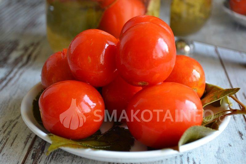 Малосольні помідори, швидкий варіант