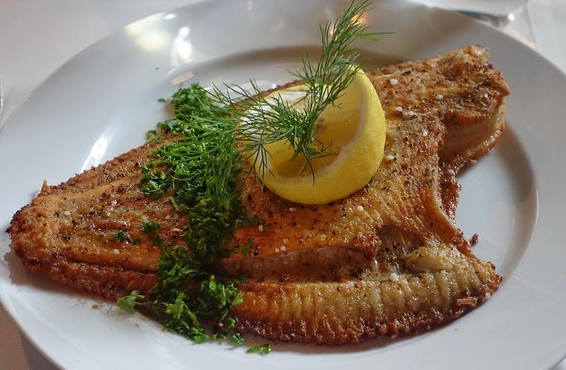 Кращий рецепт риби у пармезані