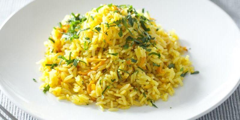 Рис на гарнір в мультиварці