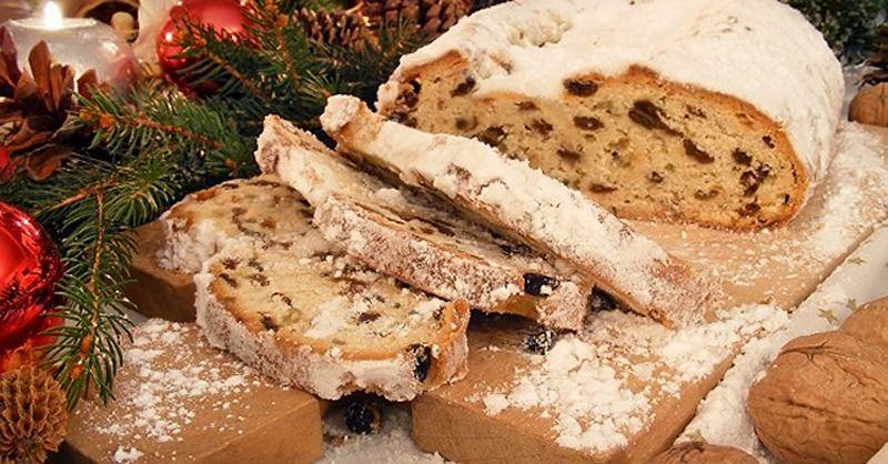 Штолєн - німецький різдвяний кекс