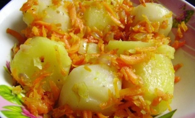 Смачна та ароматна картопля