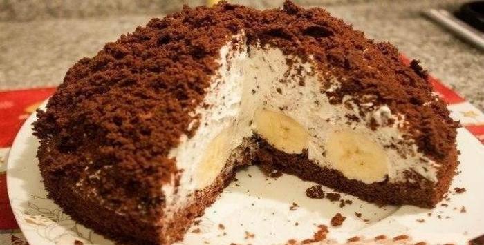 Торт «Нірка крота»