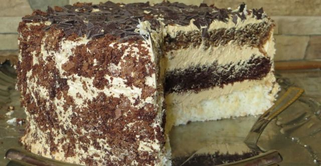 Торт Три насолоди