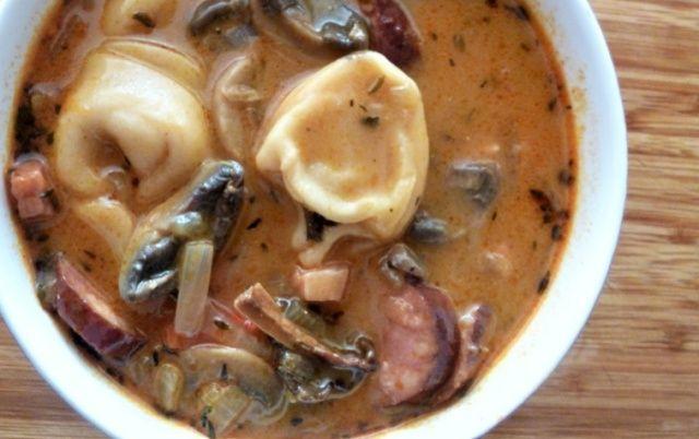 Угорський грибний суп